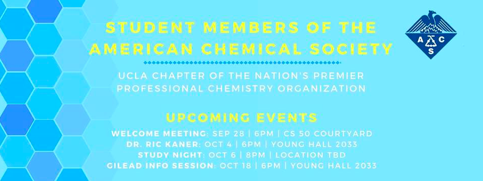 Student Members of the American Chemical Society