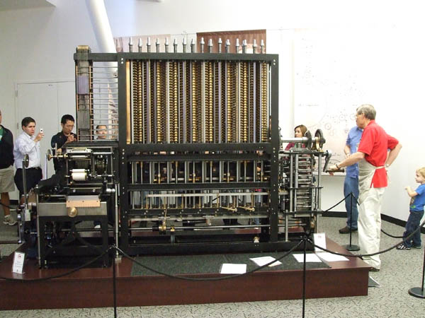 charles babbages difference engine