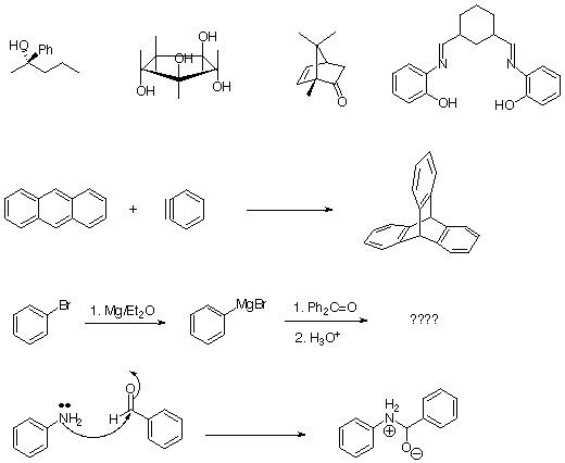Chemdraw worksheet