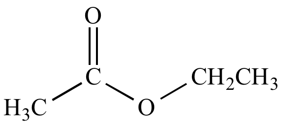 Ethyl Acetate Structure   www.pixshark.com - 10.5KB