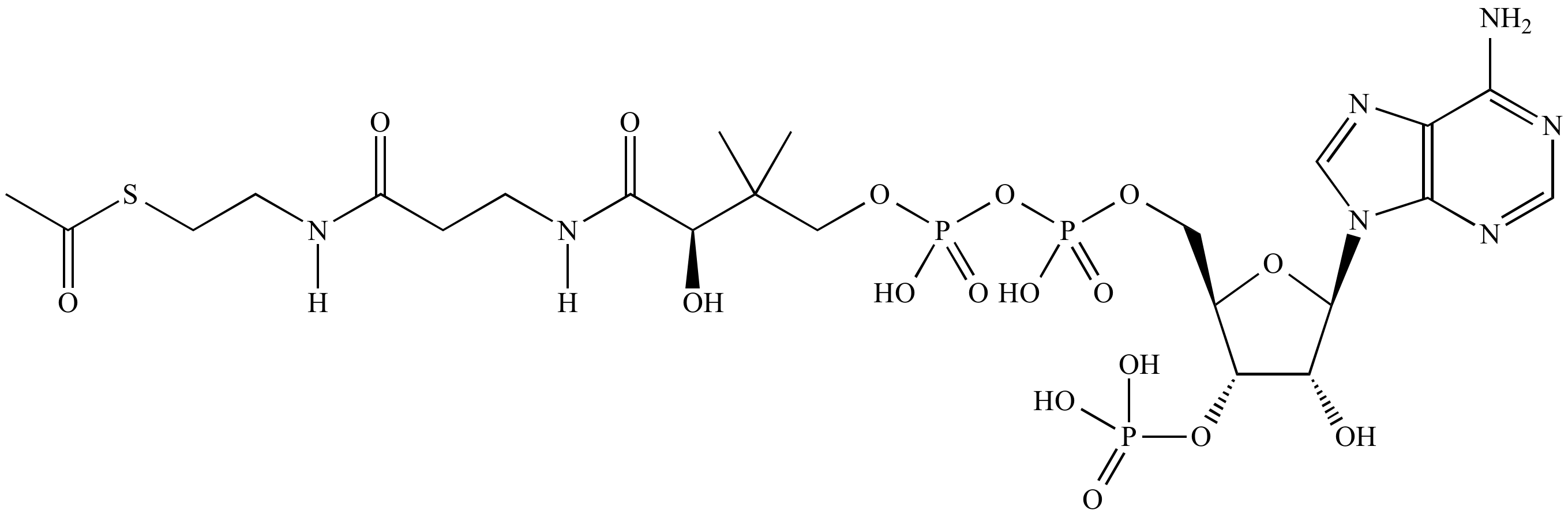 Acetyl Group Structure 97