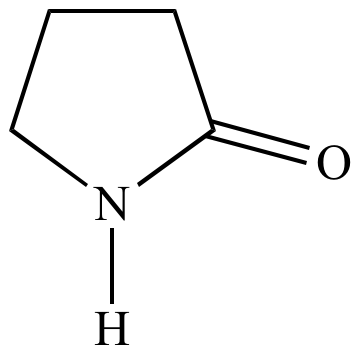 Amide Functional Group Structure