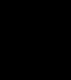 Molecular structure of ammonia