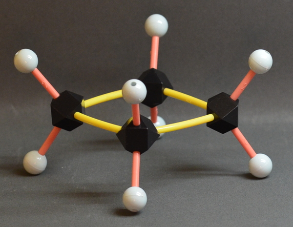 how to build model kit that is organic compound