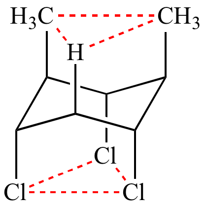 chair conformation of steroids