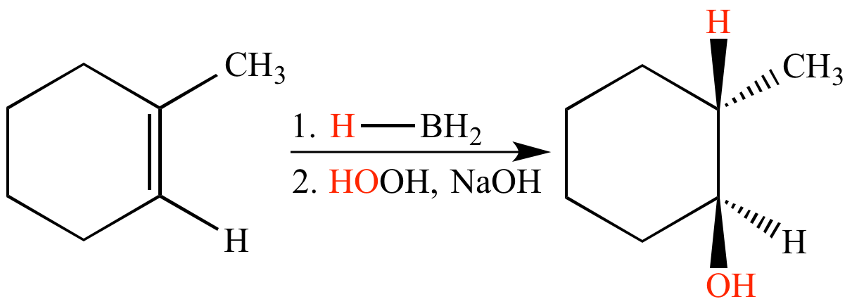 electrophilic addition Mechanism 28 - electrophilic addition of sulphuric acid (conc) to an alkene in step (1) the sulphuric acid molecule is the electrophile by nature of the highly polar o-h bond which splits heterolytically to protonate the alkene molecule to.