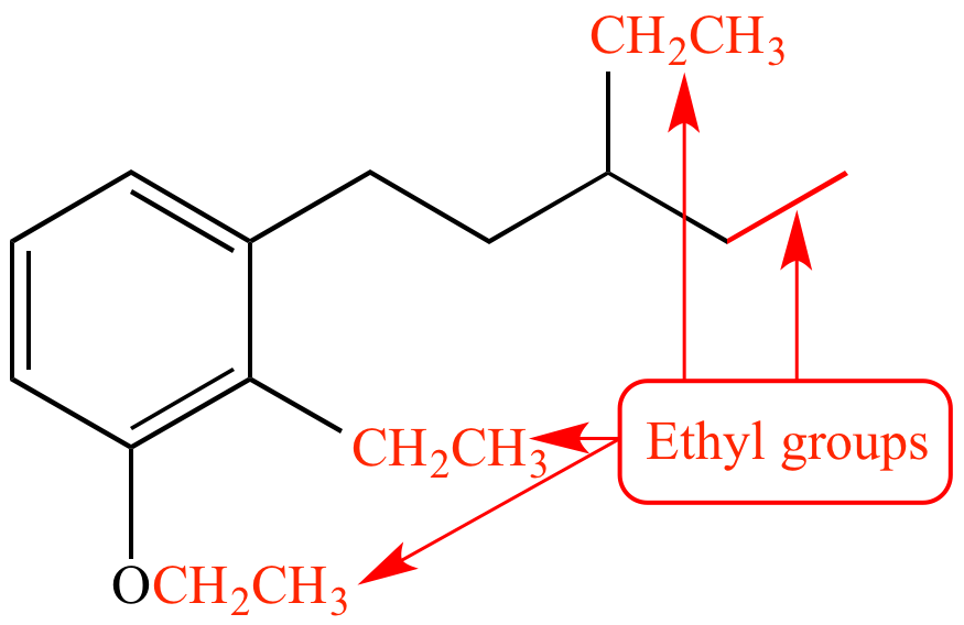 Illustrated Glossary Of Organic Chemistry Ethyl Group
