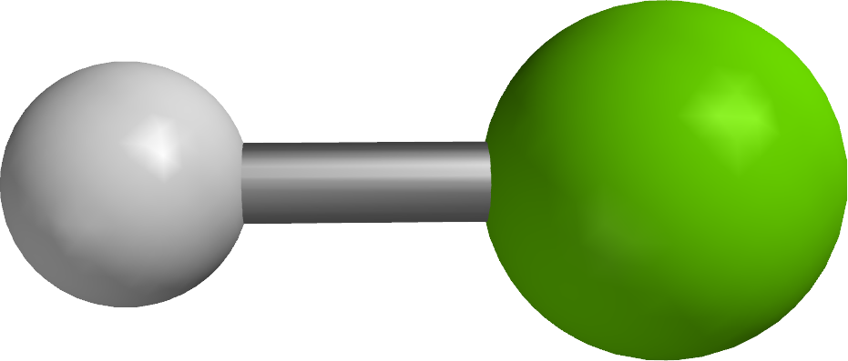 Illustrated Glossary of Organic Chemistry - Hydrogen chloride