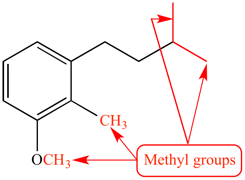 Illustrated Glossary Of Organic Chemistry Methyl Group