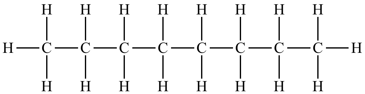 Illustrated Glossary Of Organic Chemistry Octane