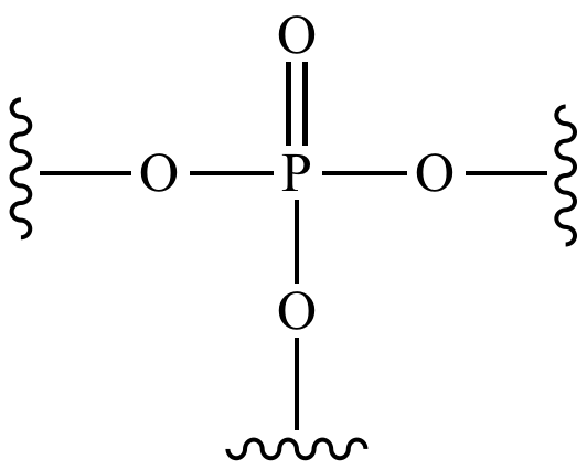 Phosphate Functional Group Illustrated Glo...