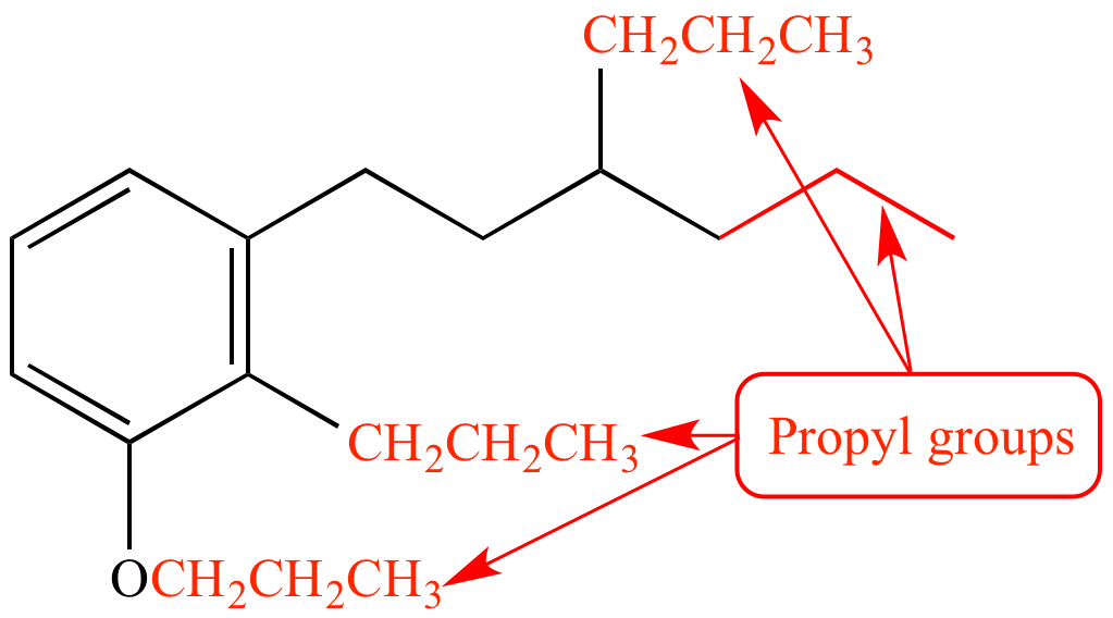 Illustrated Glossary Of Organic Chemistry Propyl Group