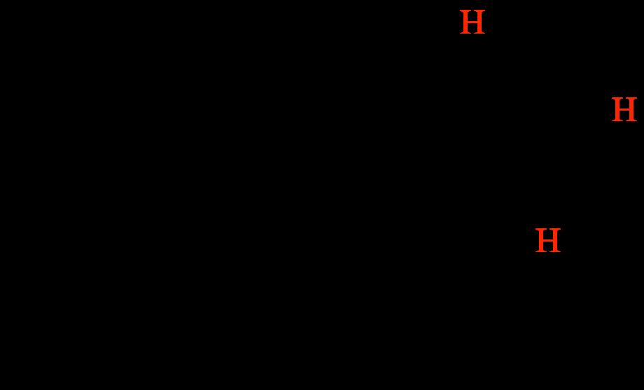 Illustrated Glossary Of Organic Chemistry Vinylic Hydrogen