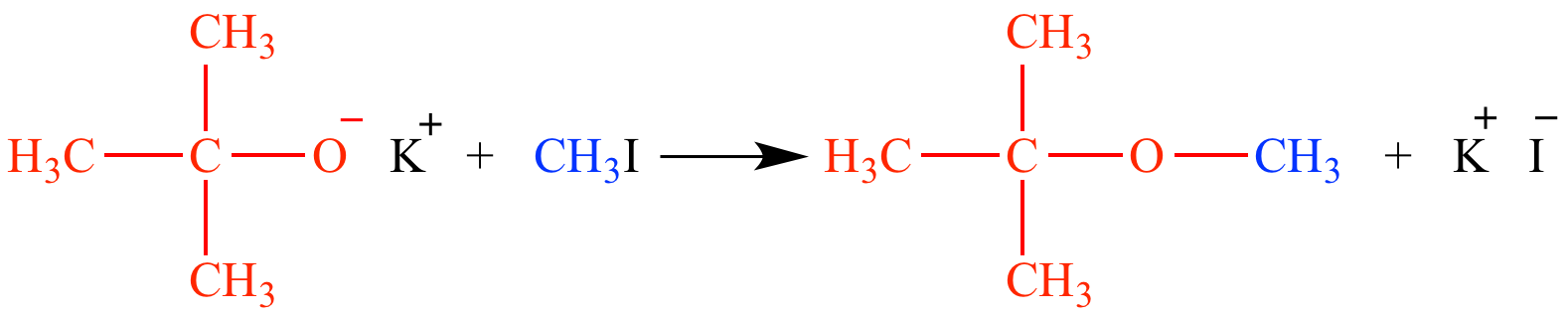 williamson ether sythesis The williamson ether synthesis is the easiest, and perhaps the fastest, way to create ethers introduction williamson ether reactions involve an alkoxide that reacts with a primary haloalkane or a sulfonate ester.