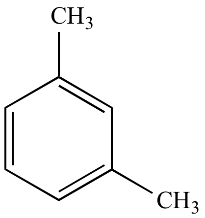Xylene Structure