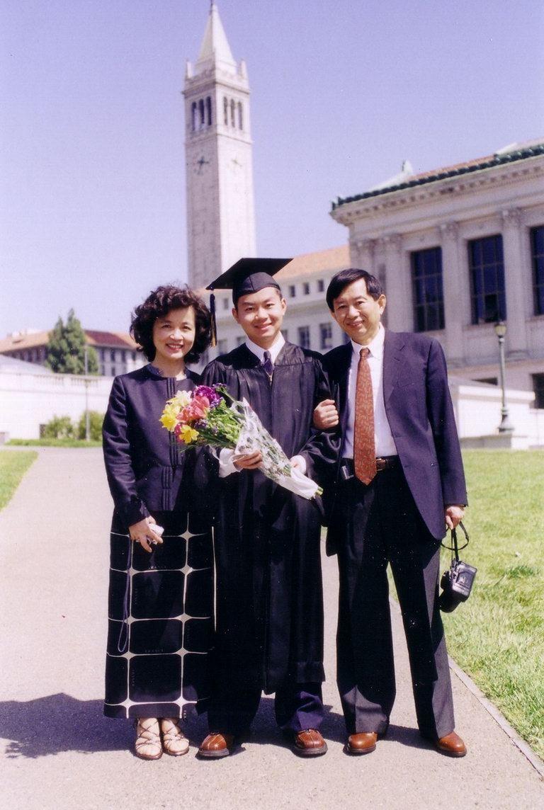 Graduation at UC Berke...