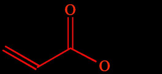 Illustrated Glossary of Organic Chemistry - Acrylic acid ...