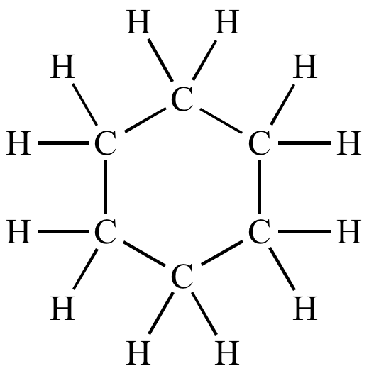 Illustrated Glossary of Organic Chemistry - Cyclohexane